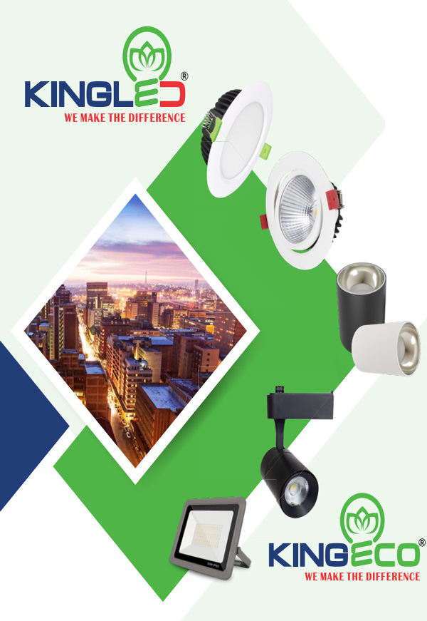 Catalogue Bảng Giá KINGLED T10/2020
